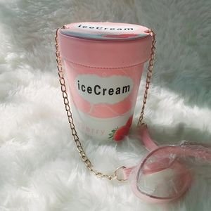 Cross Body Icecream bag